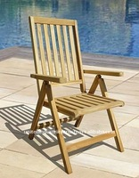 Outdoor Pos Teak Chair