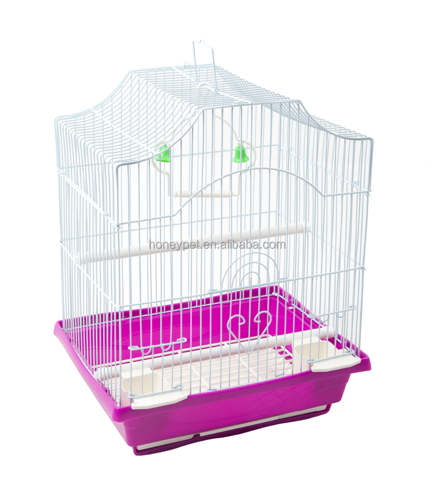 HP-W104 luxury canary iron wire bird cage for sale cheap