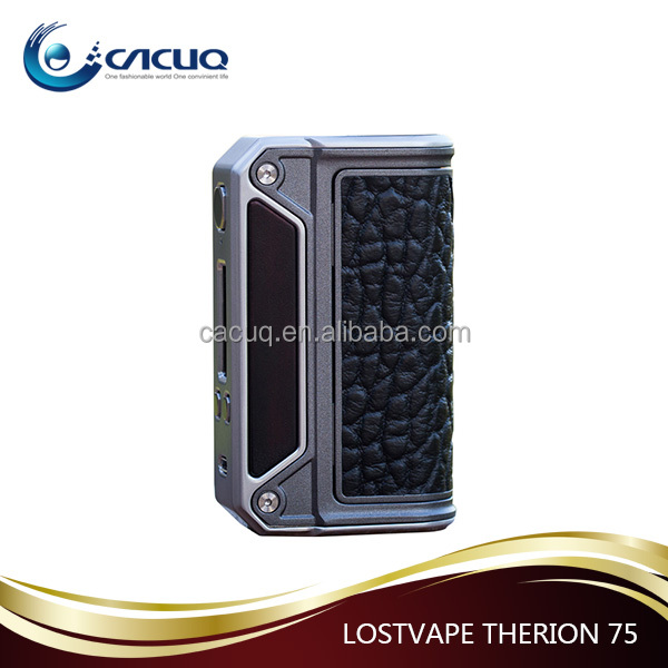 Stock offering Lost vape Therion DNA75 best DNA Chip with 75W wattage output