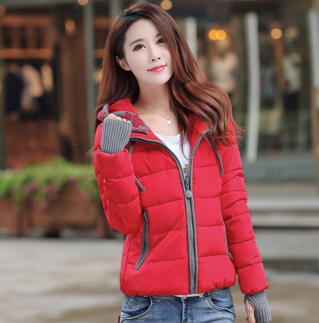 zm52027a wholesale womens clothing 2016 women winter hoodie coats
