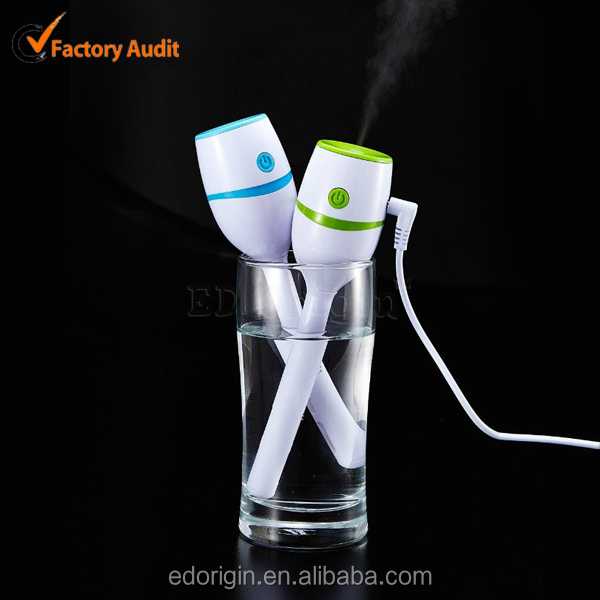 New design personal mister / Ultrasonic mist maker / Vaporizador facial