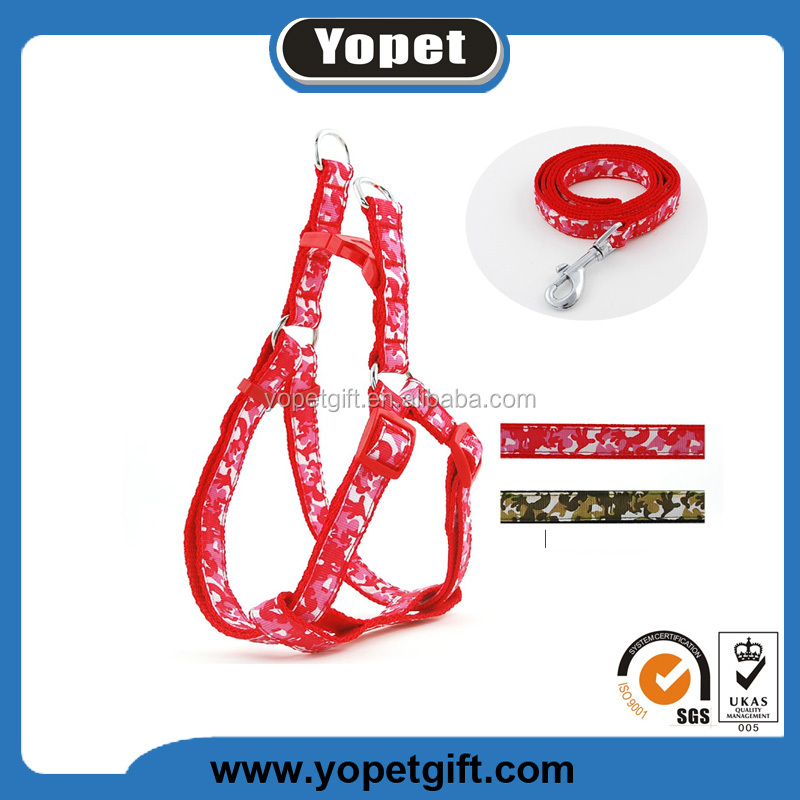 High Quality Dog Harness And Leash Pet Accessories
