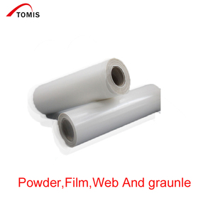 20 Microns EVA Hot Melt Adhesive Film For Shoes And Lamination Footwear