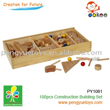 100pc Construction Tool Build toy