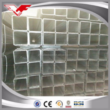 ASTM A500 GR.B MS SHS Square Steel Tube