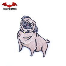 High quality cute animal china cheap custom embroidery patch