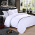 Factory Price Jacquard 4pcs Cheap Hotel Style Bedding 100% Cotton