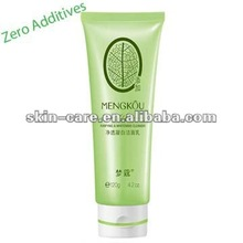(Zero additives)herbal extract ,Purifying & Whitening Cleanser