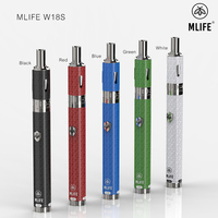 Eco-friendly air flow control 2300mah huge vapor e-cig vaping mod