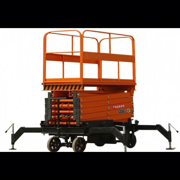 Cheap price pickup truck hydraulic boom lift rental