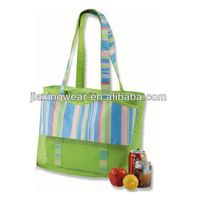 Fashion insulated water bottle holder bag for shopping and promotiom