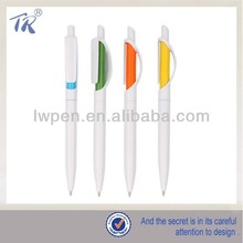 Wholesale New Design Fixed Clip Novelty Promotional Pen
