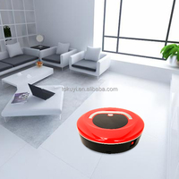 Robot Vacuum Cleaner Automatic For Hard Floors Carpets Pet Premiums