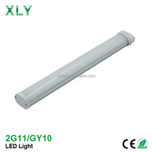 Cheap Price AC85-265V 10W 12W 15W 18W 20W 22W Aluminum Indoor Lamp 4 -pin Led 2G11 Replace PL 2G11 Fluorescent Tube 2G11 Led