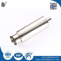 Universal efficient motorcycle air exhaust muffler, car muffler