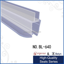 Guangzhou belyn factory seal strip shower cubicle for shower glass door