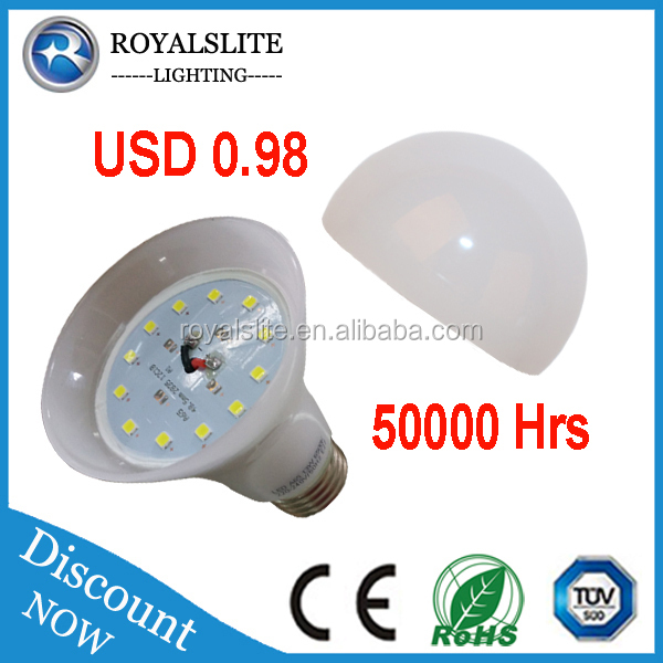 2016 Energy Save Star E27 B22 base CE ROHS 6w new design LED Lamp