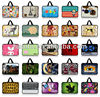 "Up to 100 Designs Universal Laptop Sleeve Bag Case+ Hide Handle Fit 15-15.6"" PC"