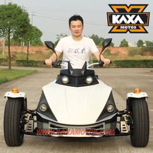 7kW Electric Tricycle 3 Wheel Motorcycle