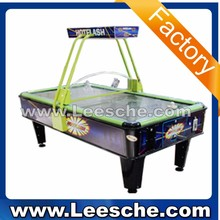 LSJQ-481 coin operated amusement machine air hockey table arcade street basketball leesche game for sale