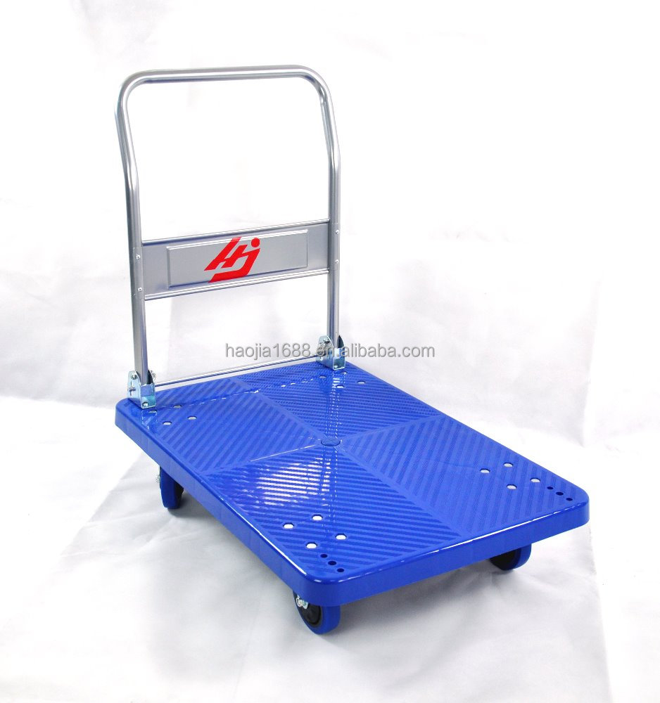 300kg Foldable hand truck/ hand trolley/ hand cart luggage