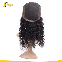 Hot sale Ture length No shedding full silk top cap lace wig