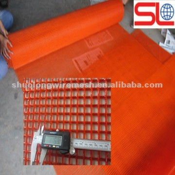 Reinforced with Steel Cable and Kevlar Rope polyurethane screen mesh