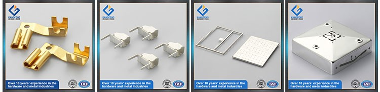 Steel Powder Coated Brackets