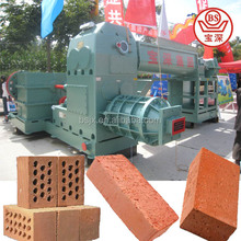 Best vacuum Extruder clay brick machinery/vacuum extruder