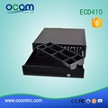 pos cash drawer box with 3 position locks