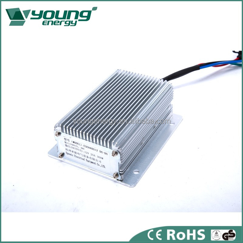 Accessories for car 24v to 12v step down frequency converter