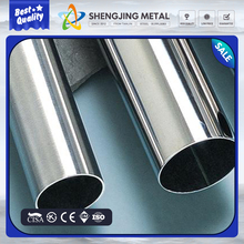 Thin Wall Large Diameter Tube 304 Stainless Steel Pipe
