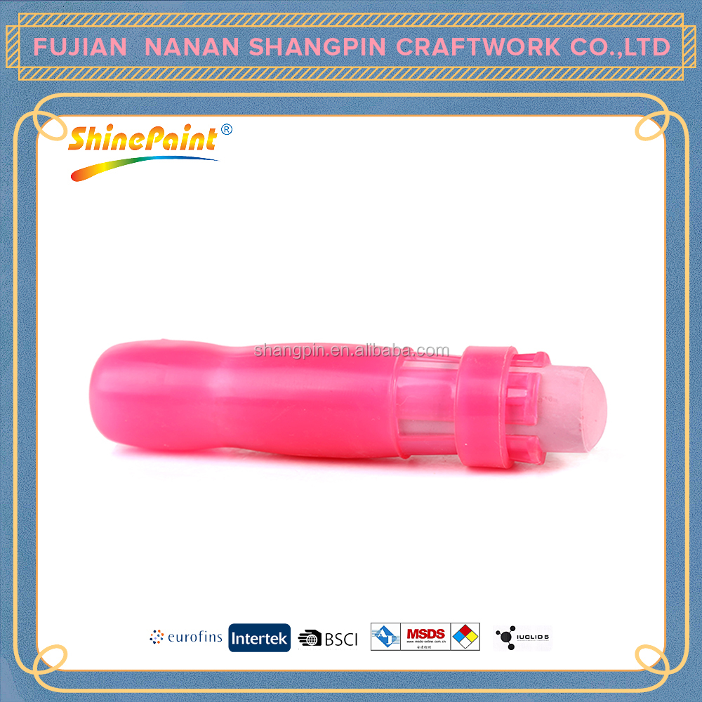 best quality eco friendly washable sidewalk chalk plastic holder