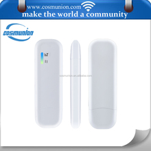 Mini portable usb 3g 4g wifi dongle with sim card slot