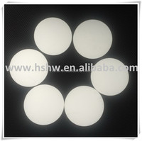 supply blank round wood placemats for heat press for sale