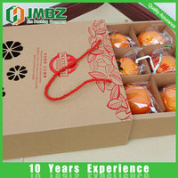 Corrugated carton box for fresh fruit and vegetable packaging