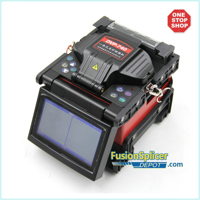 DVP740 _Fusion- Splicer-Machine-Mini-Single-Core-Aligement