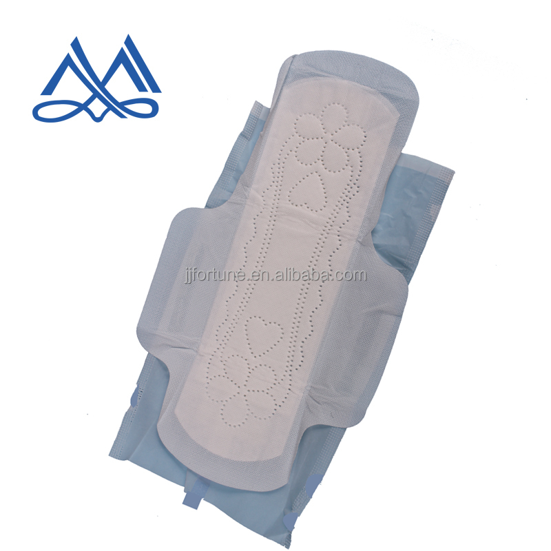 Super absorbent and ultra thin feminine sanitary pads manufacturer in China