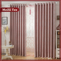 medical office curtains in lahore pakistan,jacquard blackout fabric used hotel drapes flame retardant curtain