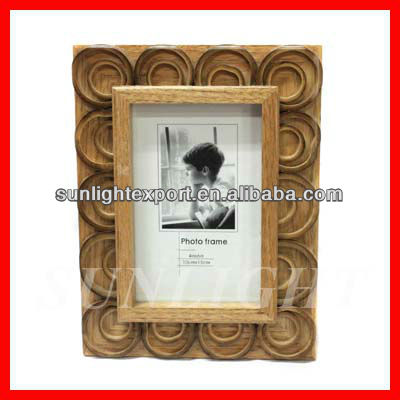2013 latest flower photo frame/wall hanging picture frame