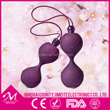 Silicone smart balls sex toy for vagina massage