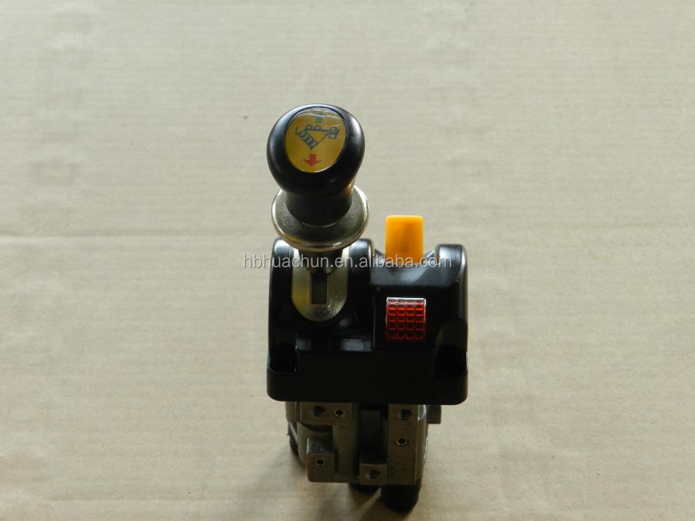 Dump Truck Control Valve : Dump truck hydraulic valve h sell manual