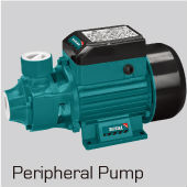 Peripheral Pump 1/2 HP