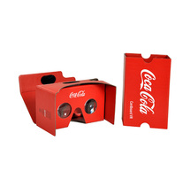 Google Cardboard Virtual Reality master image 3d glasses virtual reality custom vr headset