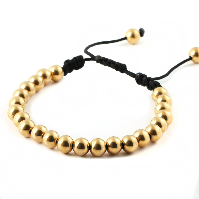 2016 Wholesale Bracelet Men With Gold Chain