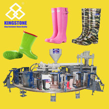 Kingstone High Quality Single Color Wellington Boots Making Machine
