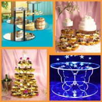 multilayer acrylic wedding cake stand,acrylic cake stand,cake pop stand