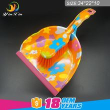 Professional manufacturer small broom and dustpan