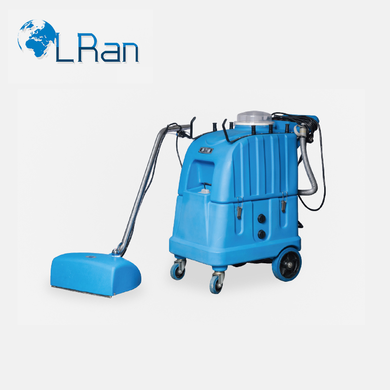 Carpet cleaning washing extraction machine with 60L super tank and thermal function