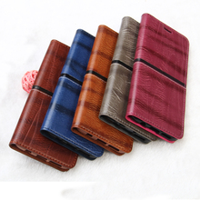 Wholesale Price Real or PU Leather Phone Case Custom Cell Phone Credit Card Holder